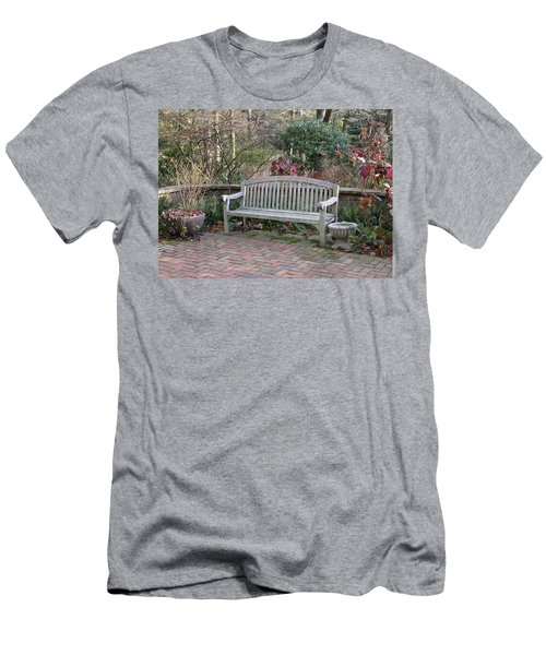 Winter Seating Men's T-Shirt (Athletic Fit)