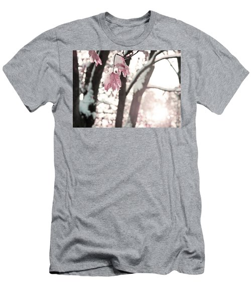 Winter Sunrise Men's T-Shirt (Slim Fit) by Brooke T Ryan