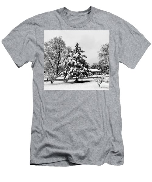 Winter Wonderland - 2017 Men's T-Shirt (Athletic Fit)