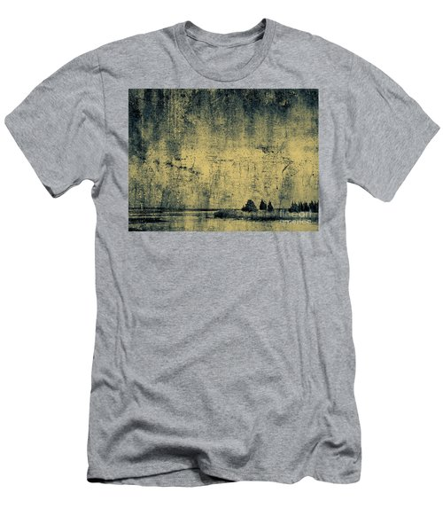 Winters Silence Men's T-Shirt (Athletic Fit)