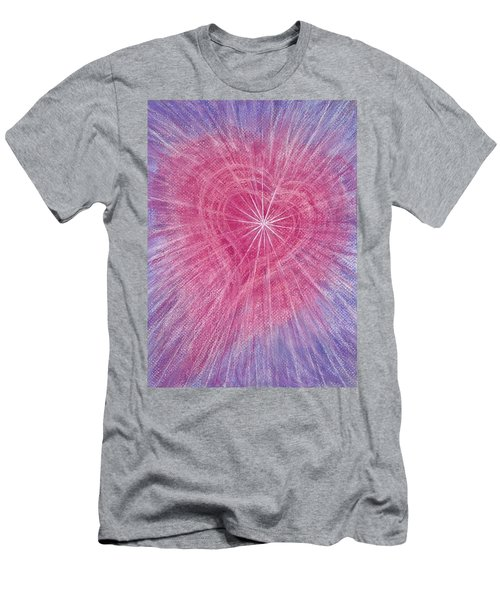 Wisdom Of The Heart Men's T-Shirt (Athletic Fit)
