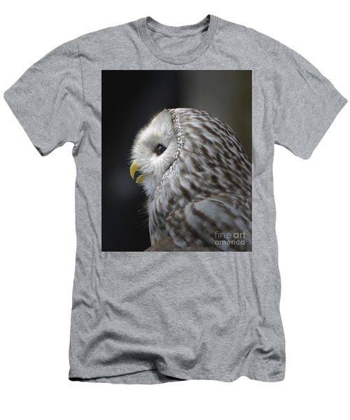 Wise Old Owl Men's T-Shirt (Slim Fit)