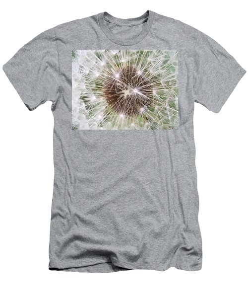 Wishful Thinking Men's T-Shirt (Slim Fit) by Mindy Newman