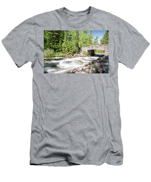 Men's T-Shirt (Athletic Fit) featuring the photograph Wistful Afternoon by Margaret Pitcher
