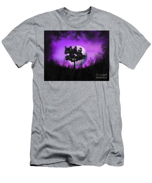 Witch Moon Men's T-Shirt (Athletic Fit)