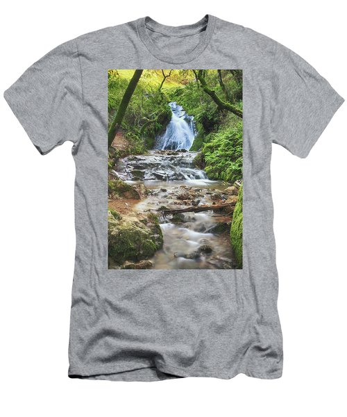 Men's T-Shirt (Slim Fit) featuring the photograph With All I Have by Laurie Search