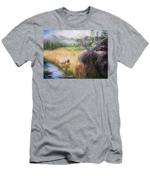 Within Yellowstone Men's T-Shirt (Athletic Fit)
