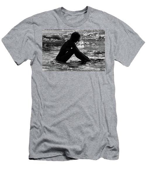 Woman  Men's T-Shirt (Athletic Fit)