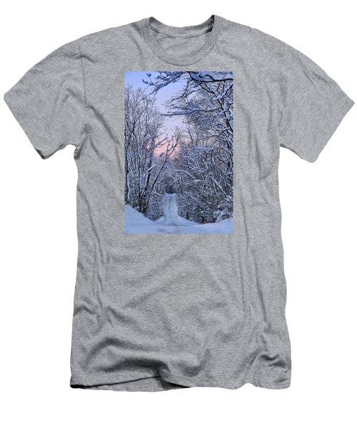 Wonderland Road Men's T-Shirt (Athletic Fit)