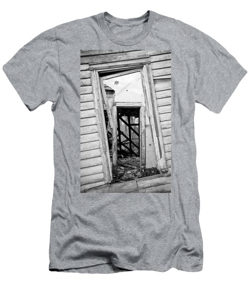 Wonderwall Men's T-Shirt (Athletic Fit)