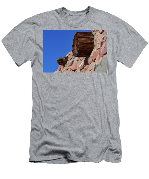 Wood And Stone Men's T-Shirt (Athletic Fit)