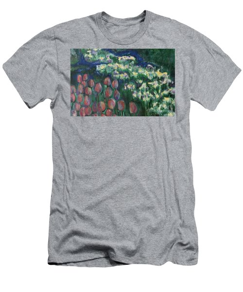 Woodland Field Men's T-Shirt (Athletic Fit)