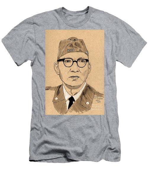 Woodrow W. Keeble Men's T-Shirt (Athletic Fit)