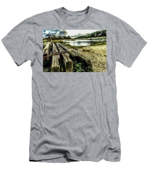 Woodside Men's T-Shirt (Athletic Fit)