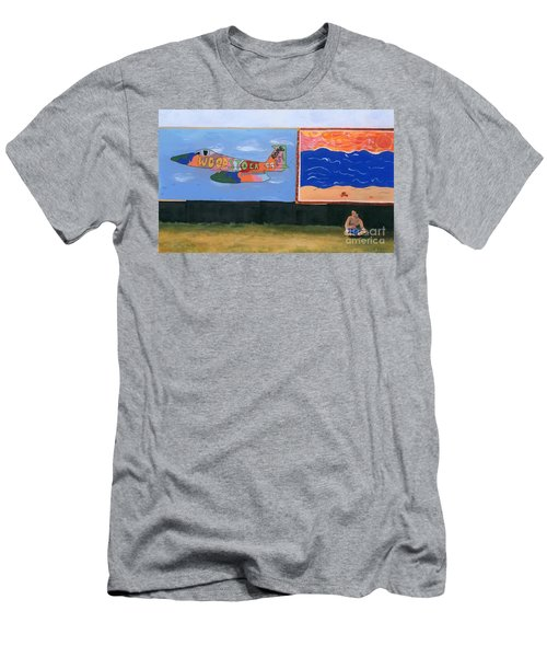 Woodstock 99 Revisited Men's T-Shirt (Athletic Fit)