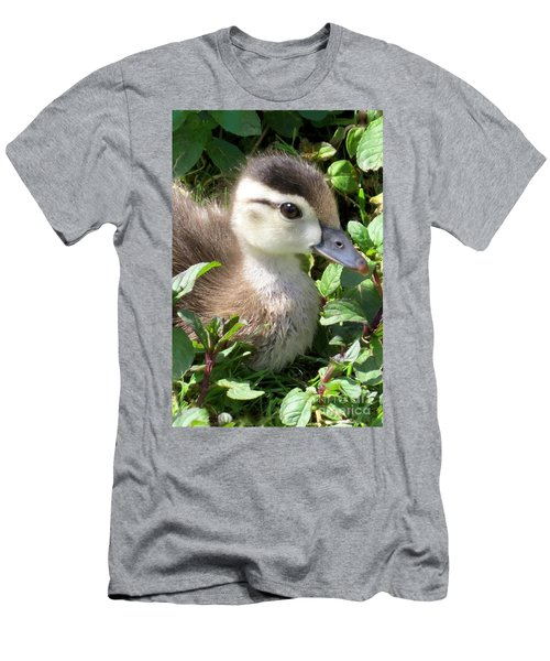 Woody Duckling Men's T-Shirt (Athletic Fit)