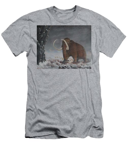 Wooly Mammoth......10,000 Years Ago Men's T-Shirt (Athletic Fit)