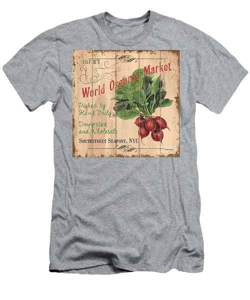 World Organic Market Men's T-Shirt (Athletic Fit)