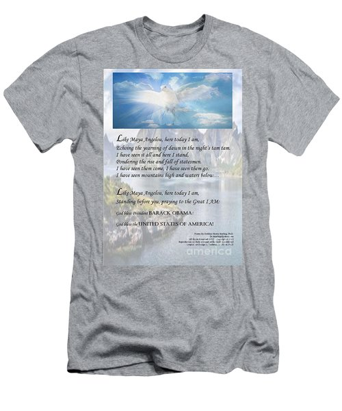 Writer, Artist, Phd. Men's T-Shirt (Athletic Fit)