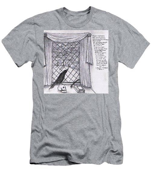 Writer's Veiw Men's T-Shirt (Athletic Fit)