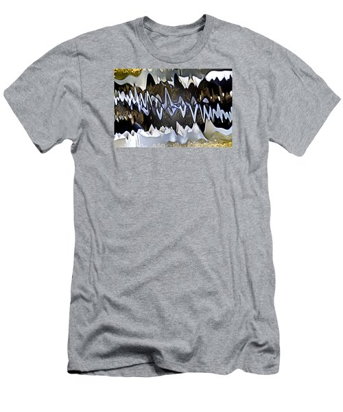 Men's T-Shirt (Slim Fit) featuring the photograph Wwaatteerr by Tom Cameron