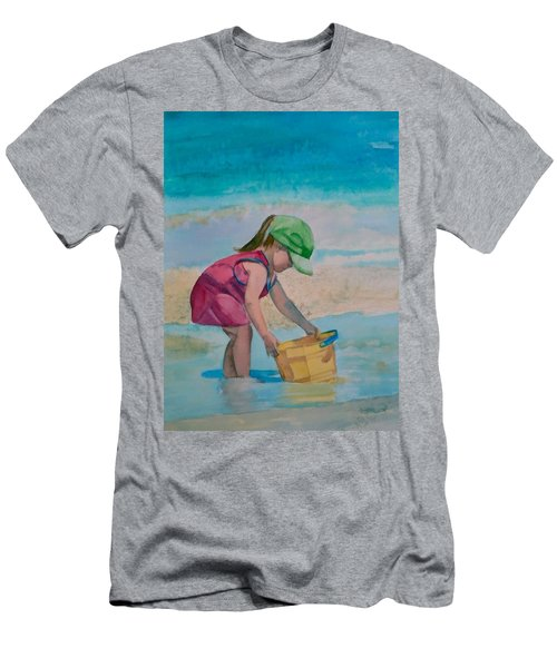 Yellow Pail Men's T-Shirt (Athletic Fit)