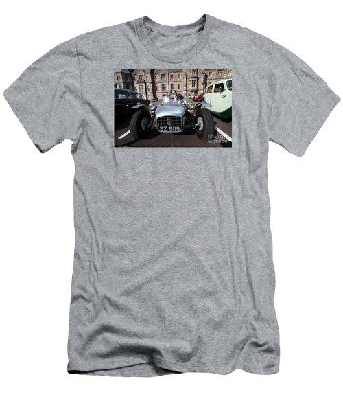 Yesurday  Men's T-Shirt (Slim Fit) by Gary Bridger