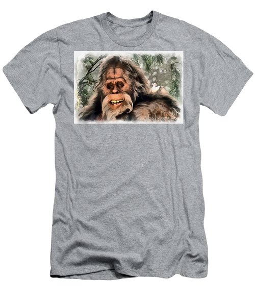 Yeti Men's T-Shirt (Athletic Fit)