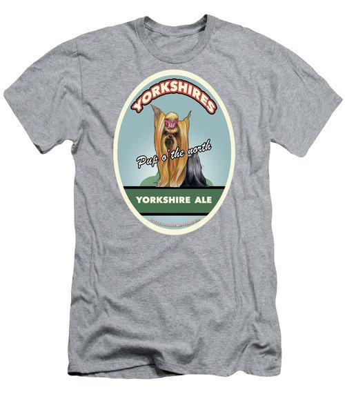 Yorkshire Ale Men's T-Shirt (Athletic Fit)