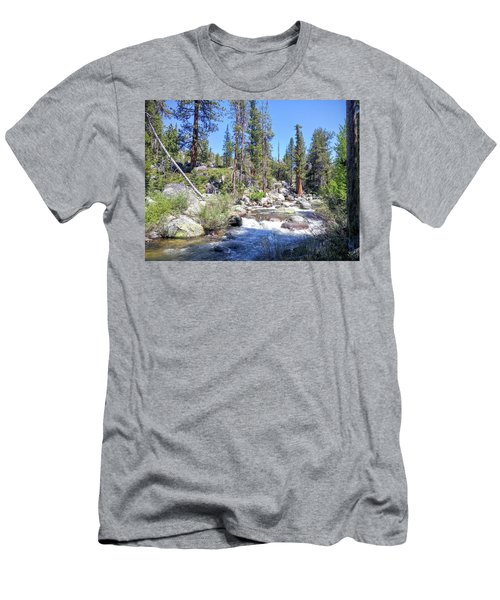 Yosemite Rough Ride Men's T-Shirt (Athletic Fit)