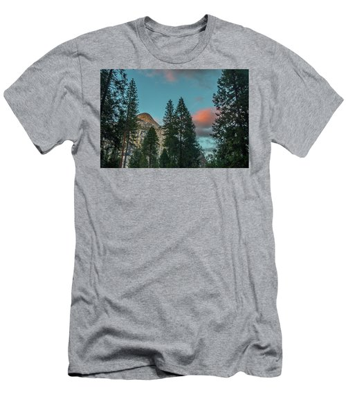 Yosemite Campside Evening Men's T-Shirt (Athletic Fit)