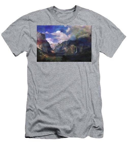 Yosemite H2o Color Men's T-Shirt (Athletic Fit)