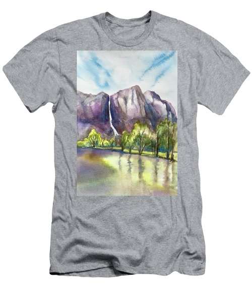 Yosemite Men's T-Shirt (Athletic Fit)