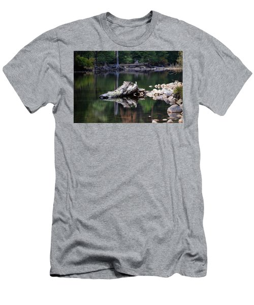 Yosemite In October Men's T-Shirt (Athletic Fit)