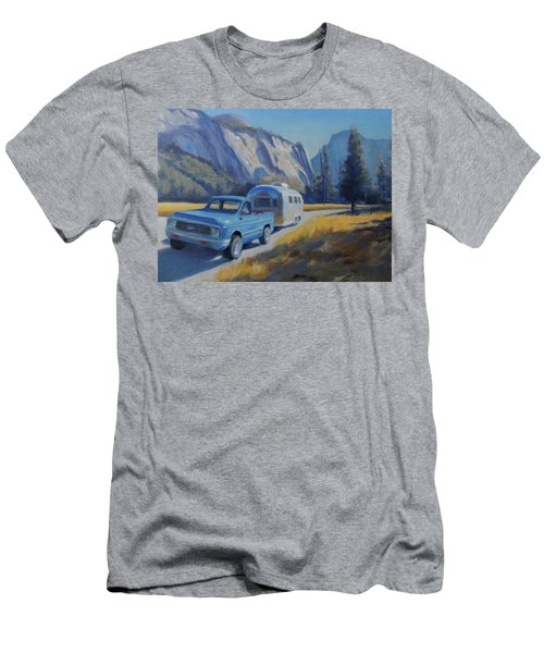Yosemite Splendor Men's T-Shirt (Athletic Fit)