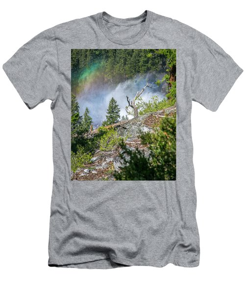 Stroll Passed Nevada Men's T-Shirt (Athletic Fit)