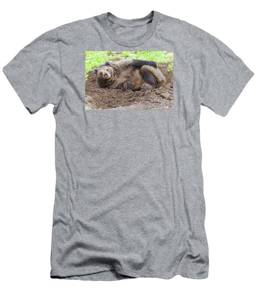 You Again Men's T-Shirt (Slim Fit) by Harold Piskiel