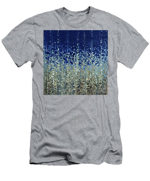 You Are Not Alone. Psalm 40 1-3 Men's T-Shirt (Slim Fit) by Mark Lawrence