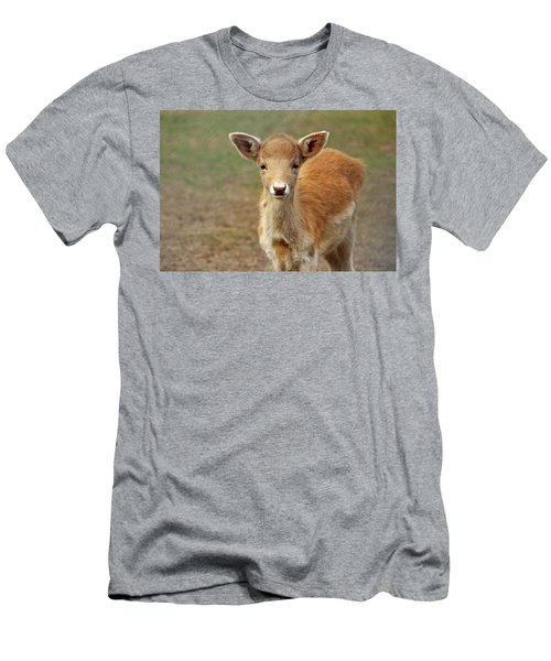Young And Sweet Men's T-Shirt (Athletic Fit)