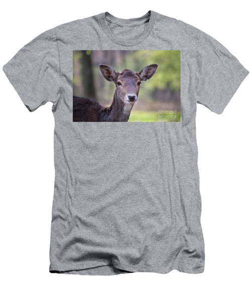 Young Deer Men's T-Shirt (Athletic Fit)
