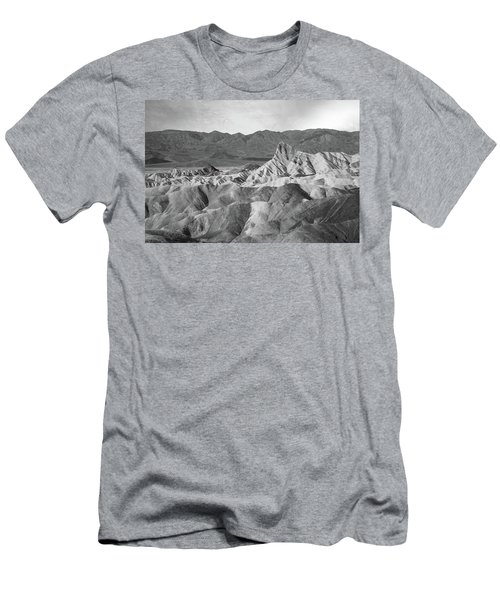 Zabriskie Point Landscape Men's T-Shirt (Athletic Fit)