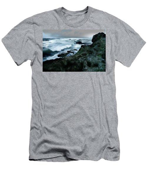 Zamas Beach #5 Men's T-Shirt (Athletic Fit)