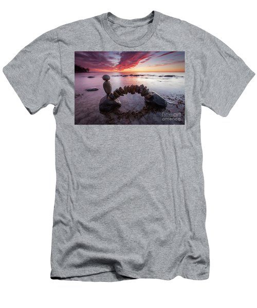 Zen Arch Men's T-Shirt (Athletic Fit)
