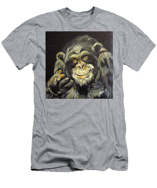 Zippy Men's T-Shirt (Slim Fit) by Barbara O'Toole