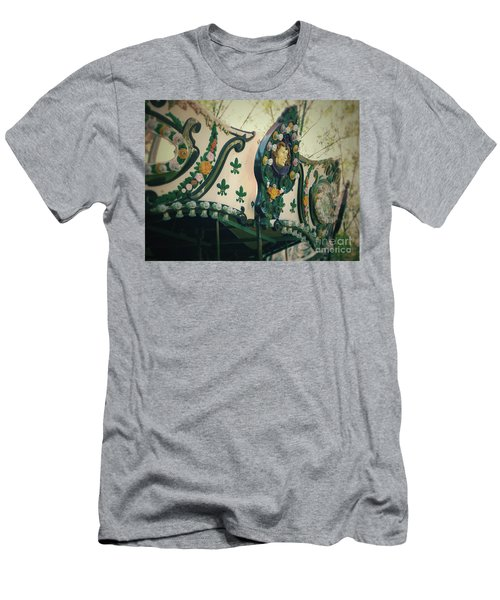 Zoo Carousel Ma Men's T-Shirt (Athletic Fit)