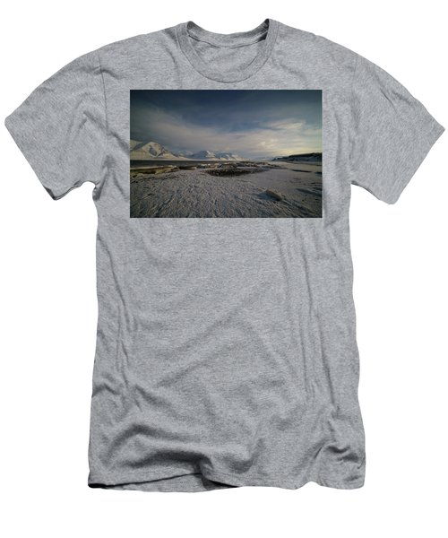 Adventfjorden Men's T-Shirt (Athletic Fit)