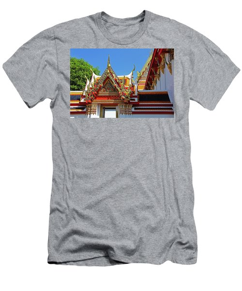 Bangkok, Thailand - Wat Phra Kaew - Temple Of The Emerald Buddha Men's T-Shirt (Athletic Fit)