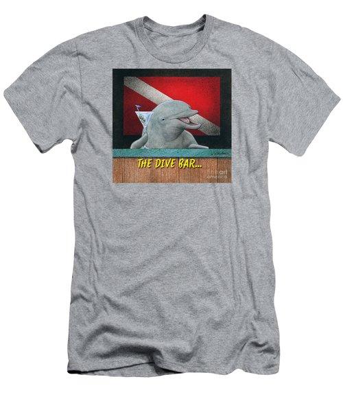 Dive Bar, The Men's T-Shirt (Athletic Fit)