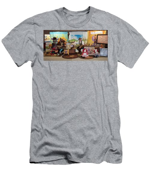 Doctor Jay And The Guardians Of Time Men's T-Shirt (Athletic Fit)