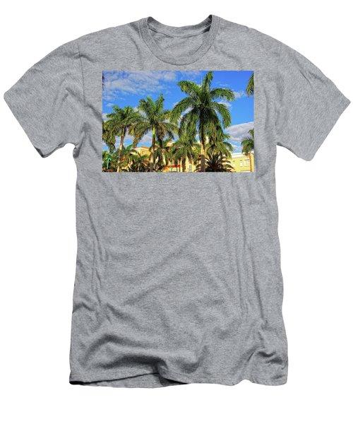 Glorious Palms Men's T-Shirt (Athletic Fit)
